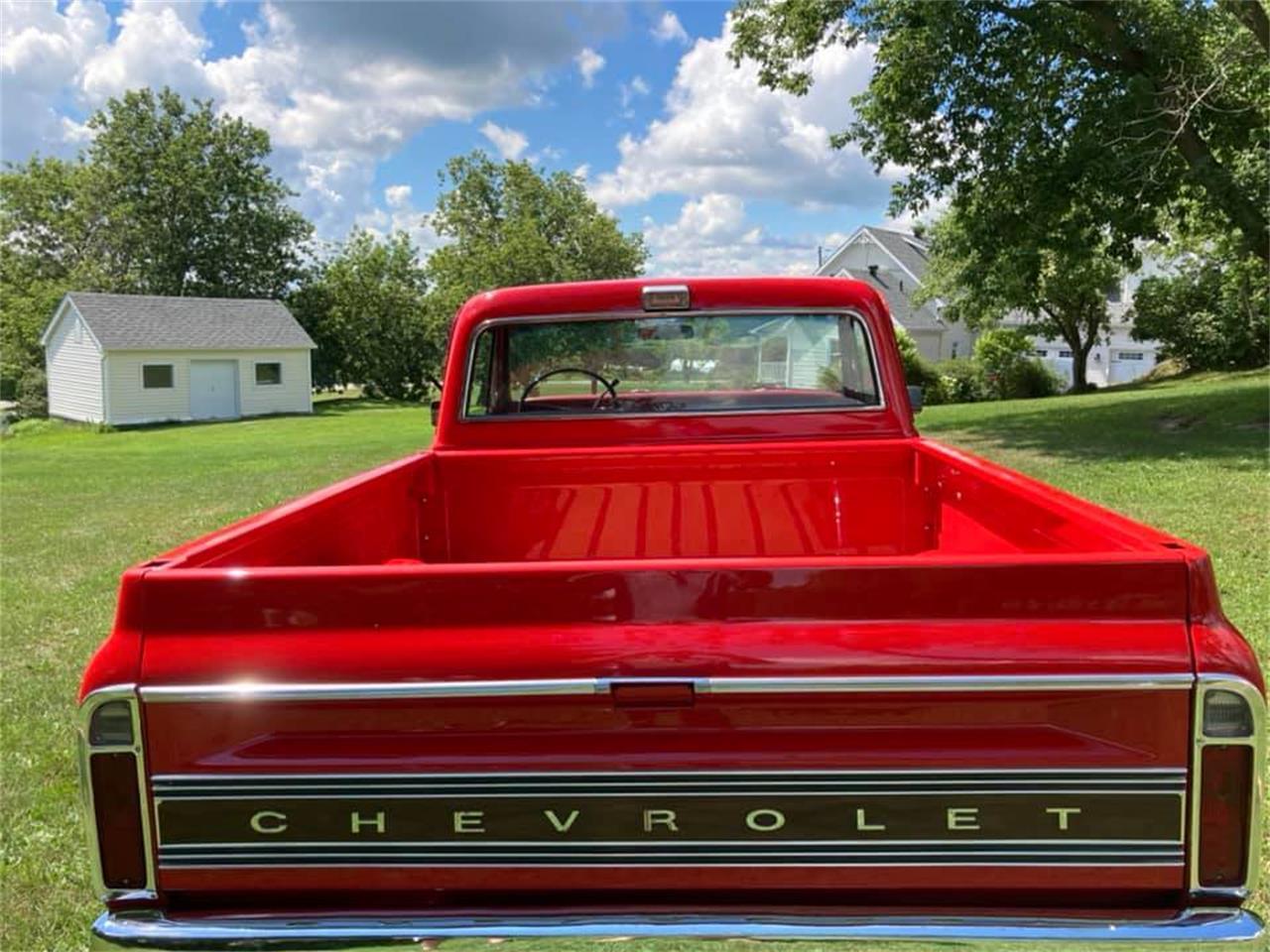 1972 Chevrolet Cheyenne (CC-1367829) for sale in Champlain, New York