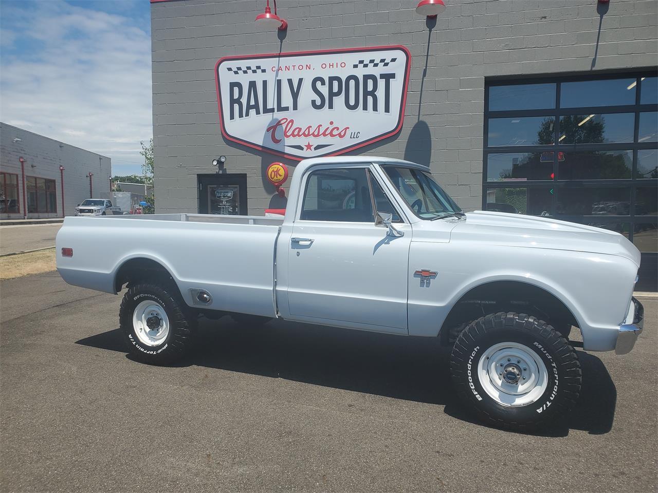 1967 Chevrolet K 20 For Sale Classiccars Com Cc 1367835
