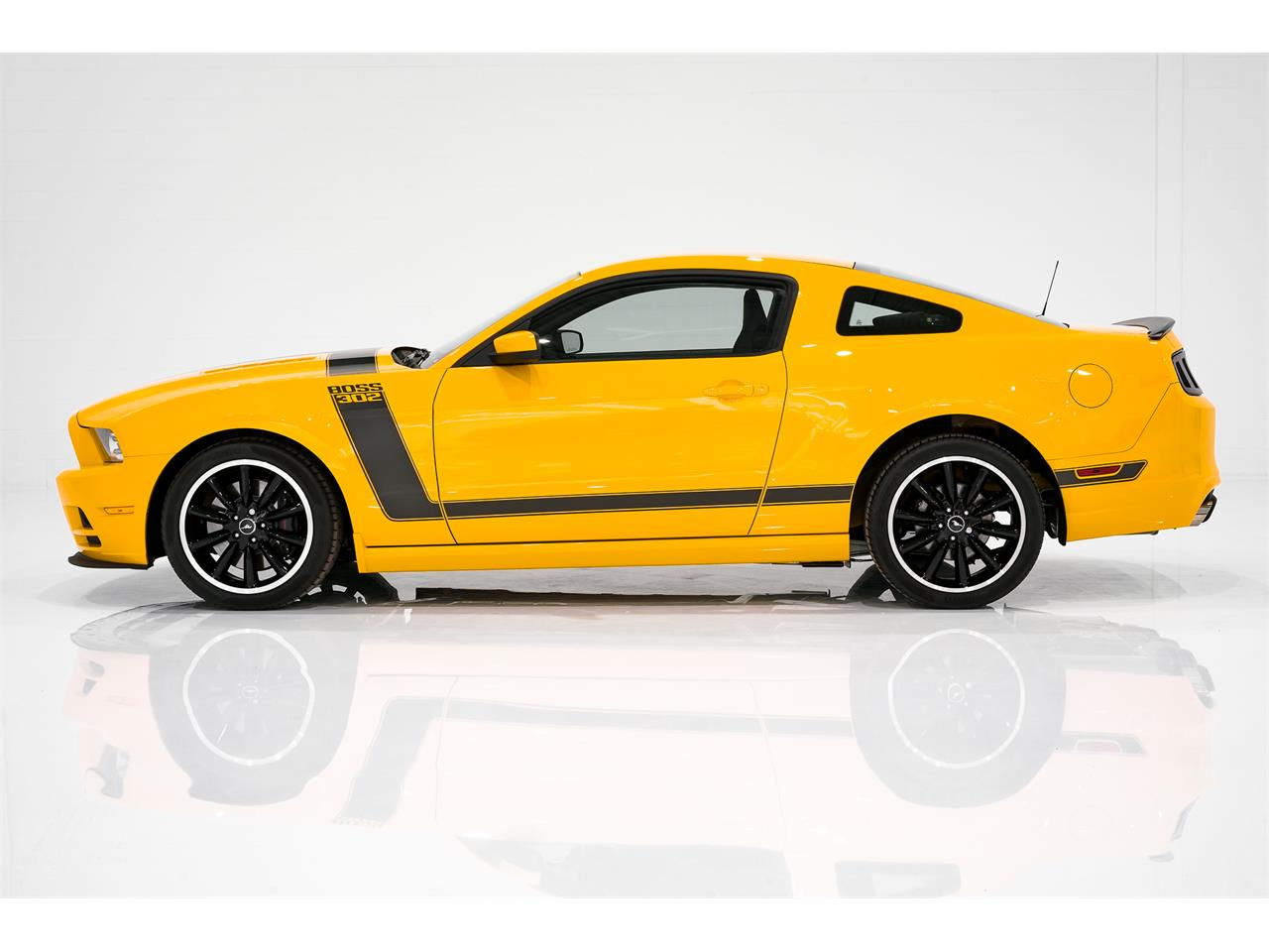 2013 Ford Mustang Boss 302 (CC-1367840) for sale in Montreal, Quebec