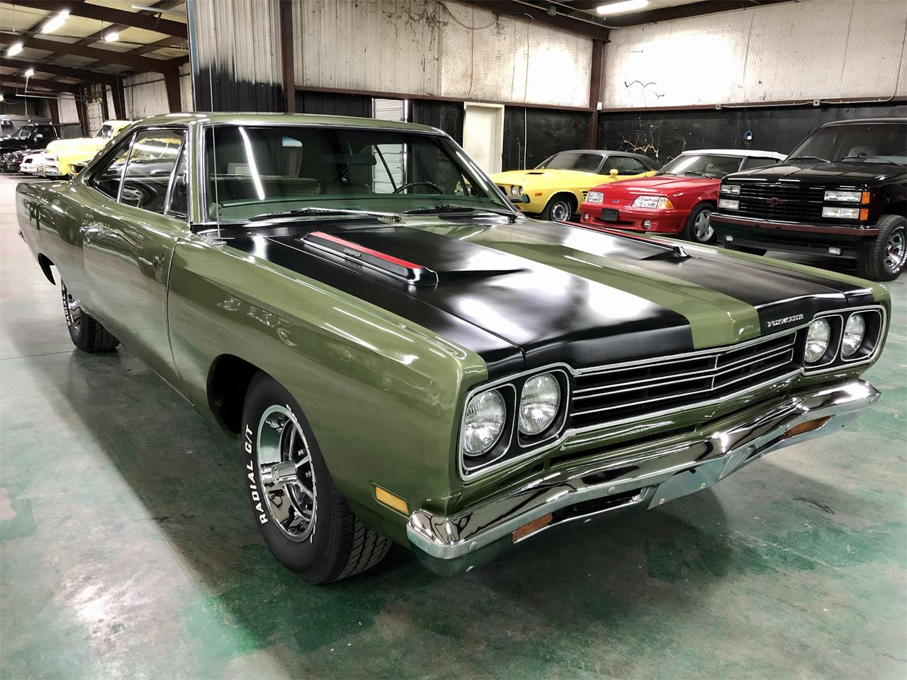 1969 Plymouth Road Runner (CC-1367848) for sale in Sherman, Texas