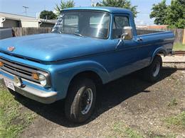 1962 Ford F100 (CC-1367859) for sale in UTICA, Ohio