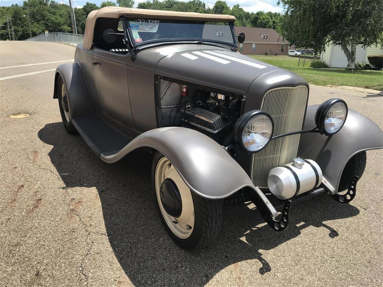 1932 Ford Roadster (CC-1367862) for sale in UTICA, Ohio