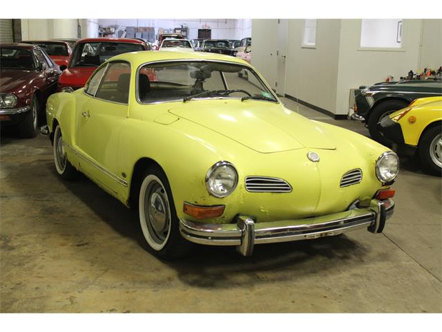 1974 Volkswagen Karmann Ghia (CC-1367869) for sale in Cleveland, Ohio