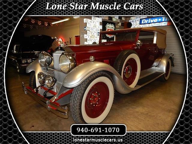 1931 Packard 336 (CC-1367894) for sale in Wichita Falls, Texas