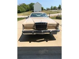 1979 Lincoln Continental Mark V (CC-1367903) for sale in Racine, Wisconsin
