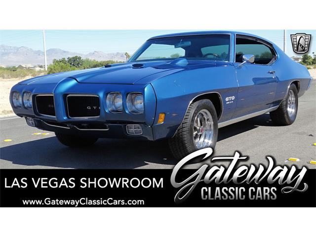 1970 Pontiac GTO (CC-1360791) for sale in O'Fallon, Illinois