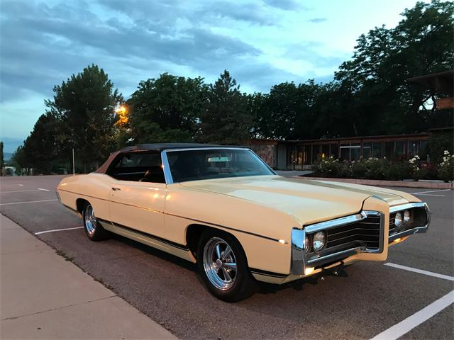 1968 Pontiac Parisienne for Sale | ClassicCars.com | CC-1367915