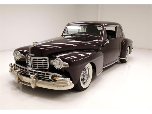 1948 Lincoln Continental (CC-1367939) for sale in Morgantown, Pennsylvania