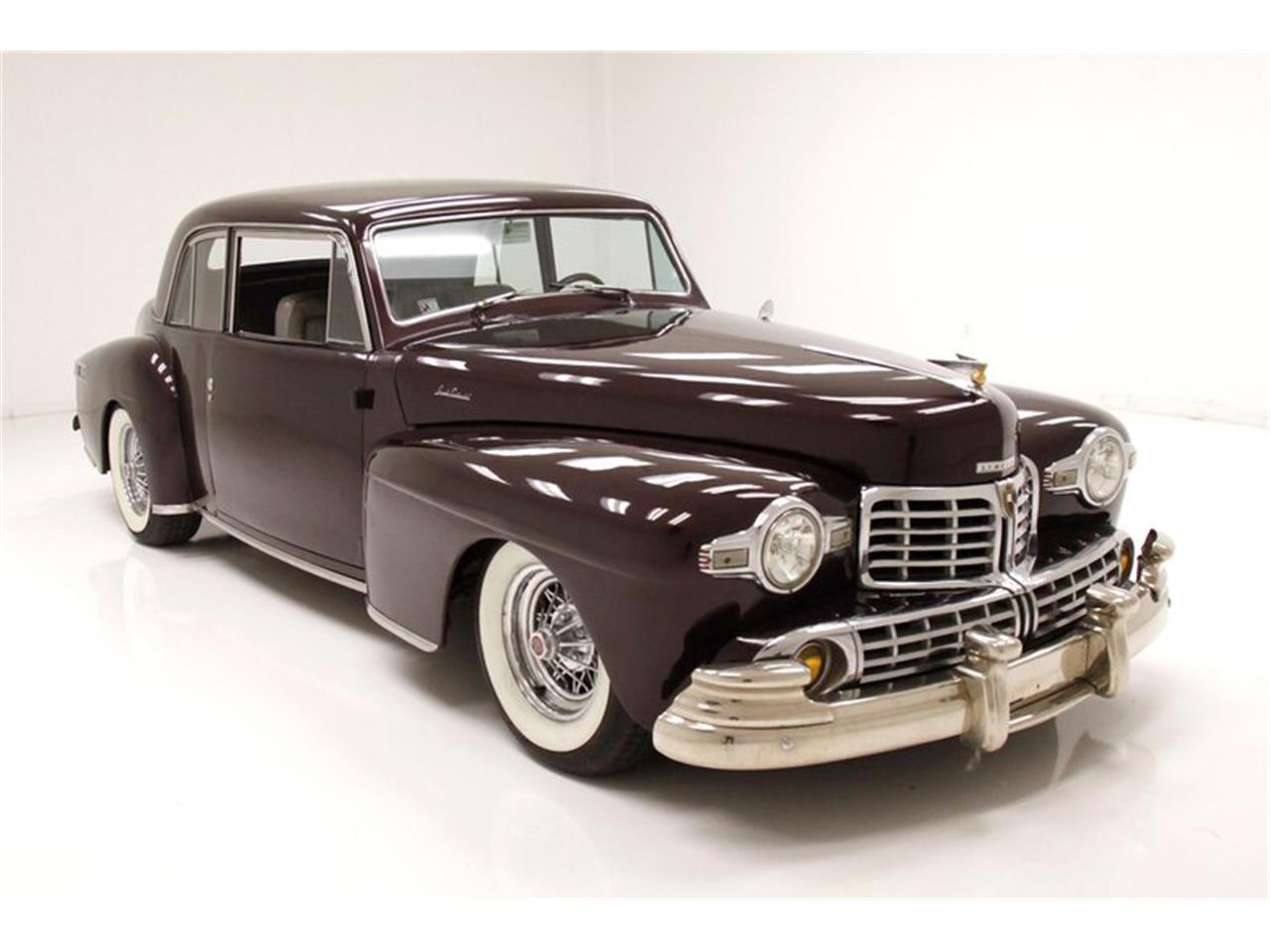 1948 Lincoln Continental (CC-1367939) for sale in Morgantown, Pennsylvania