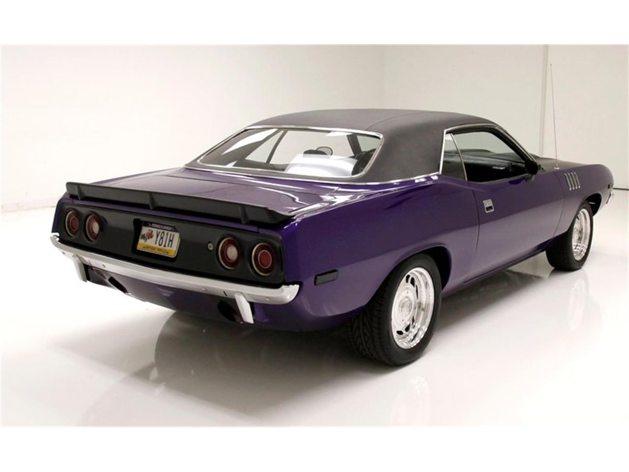 1973 Plymouth Barracuda (CC-1367943) for sale in Morgantown, Pennsylvania