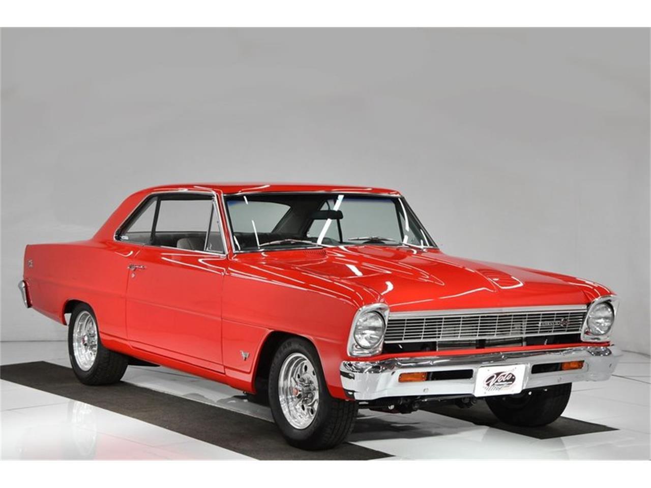 1966 Chevrolet Nova (CC-1367977) for sale in Volo, Illinois
