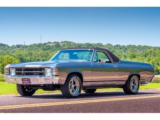 1971 Chevrolet El Camino (CC-1367980) for sale in St. Louis, Missouri