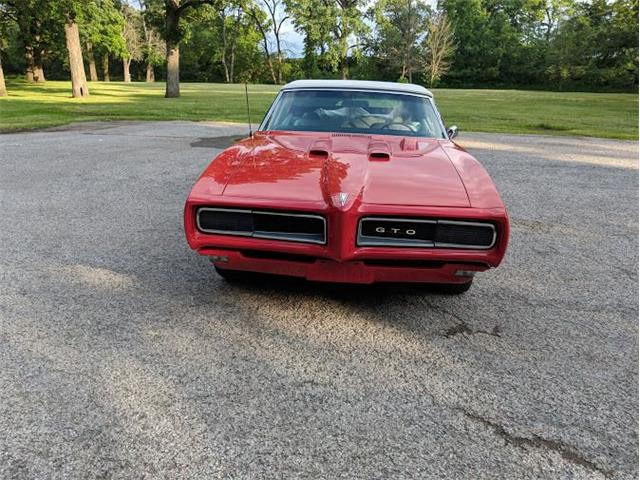 1968 Pontiac GTO (CC-1367999) for sale in West Pittston, Pennsylvania