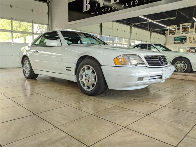 1996 Mercedes-Benz SL-Class (CC-1360802) for sale in St. Charles, Illinois