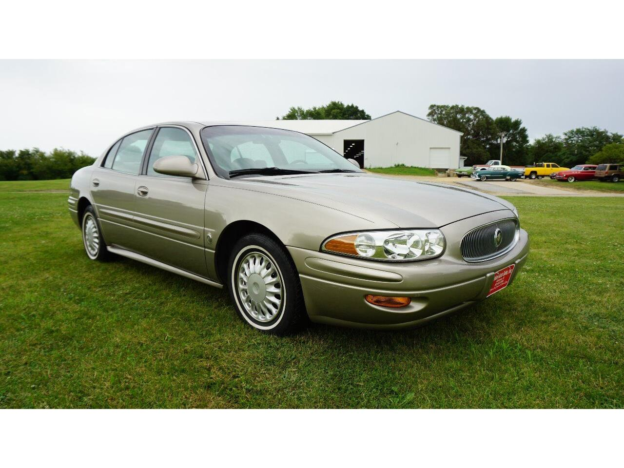 2002 Buick LeSabre (CC-1368026) for sale in Clarence, Iowa
