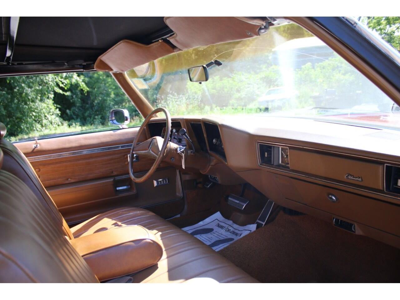 1972 Oldsmobile Delta 88 (CC-1368043) for sale in Hilton, New York
