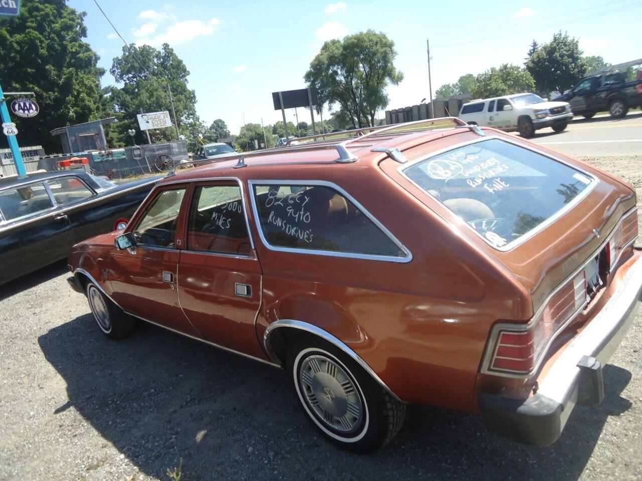 1983 AMC Concord (CC-1368050) for sale in Jackson, Michigan
