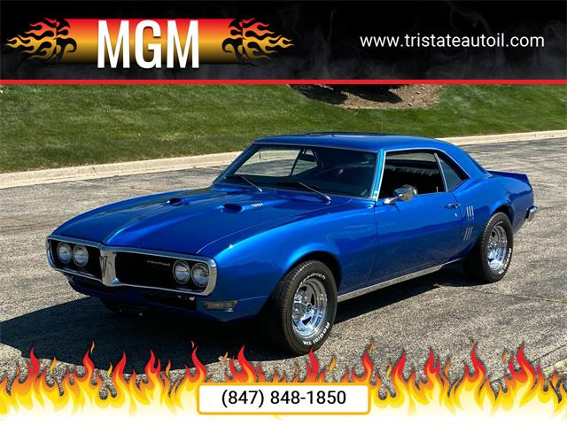 1967 Pontiac Firebird (CC-1368053) for sale in Addison, Illinois