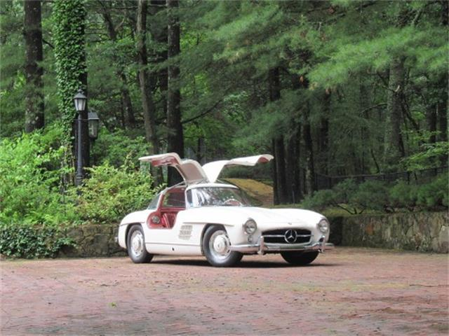 1955 Mercedes-Benz 300SL (CC-1368058) for sale in Astoria, New York