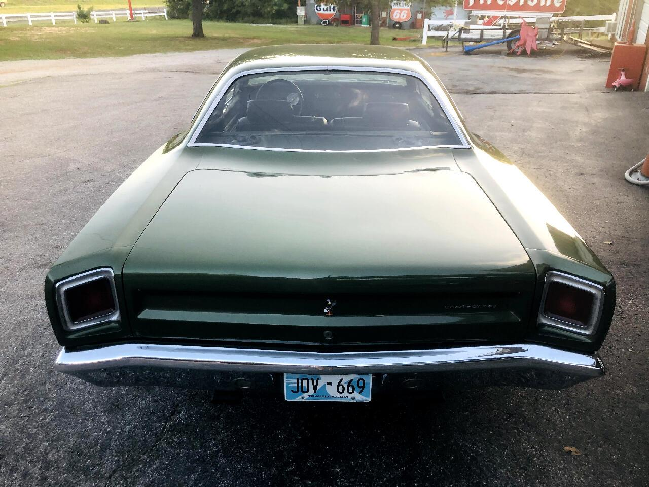 1969 Plymouth Road Runner (CC-1360806) for sale in Wilson, Oklahoma