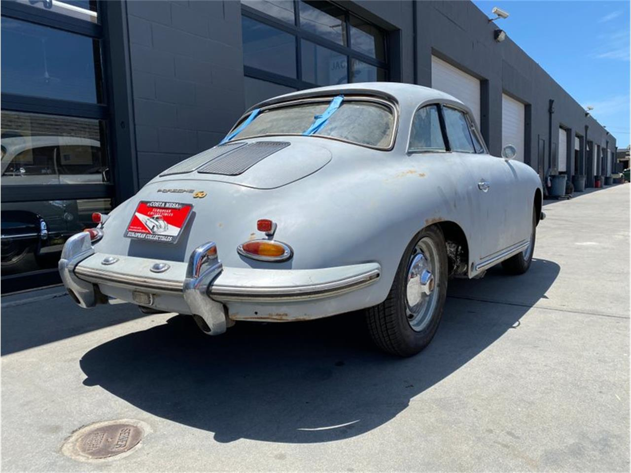 1962 Porsche 356B (CC-1368067) for sale in Costa Mesa, California