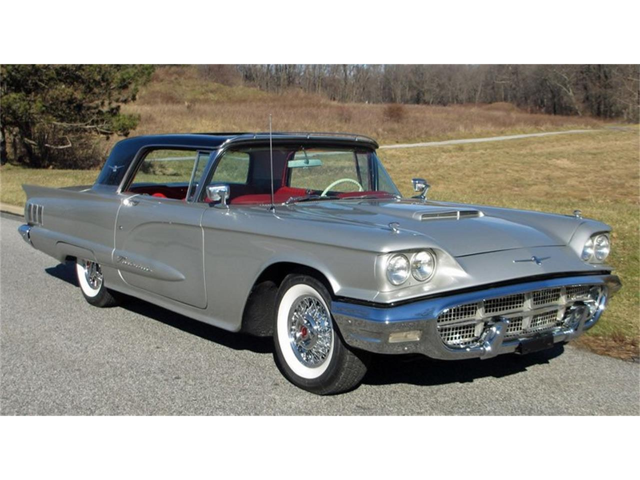 1960 Ford Thunderbird (CC-1368095) for sale in West Chester, Pennsylvania