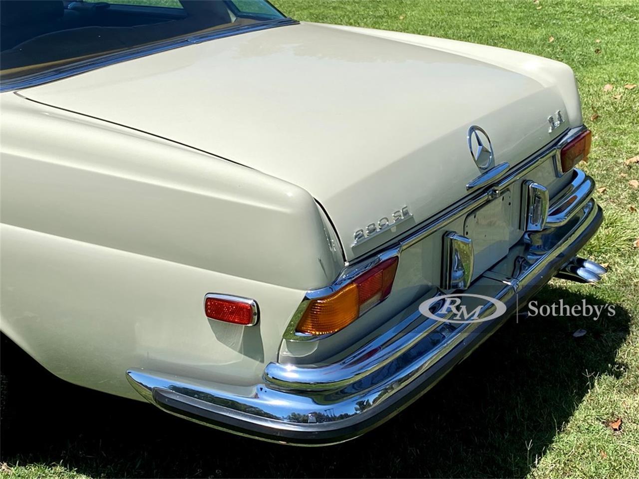 1971 Mercedes-Benz 280SE (CC-1368101) for sale in Auburn, Indiana