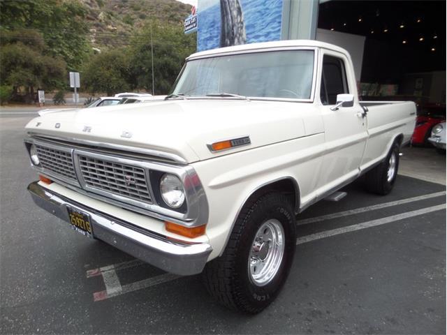 1970 Ford F250 (CC-1368107) for sale in Laguna Beach, California