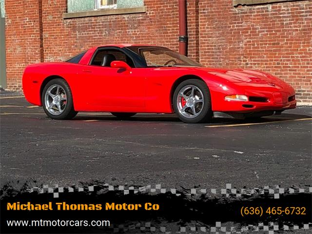 2001 Chevrolet Corvette (CC-1368118) for sale in Saint Charles, Missouri