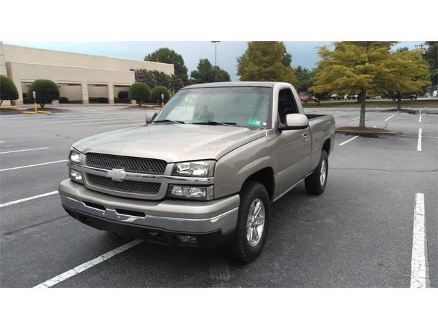2003 Chevrolet Silverado (CC-1368151) for sale in Troutman, North Carolina