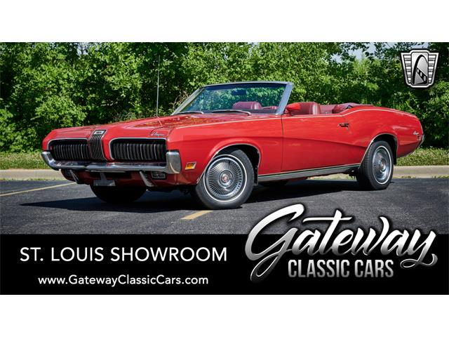 1970 Mercury Cougar (CC-1368156) for sale in O'Fallon, Illinois
