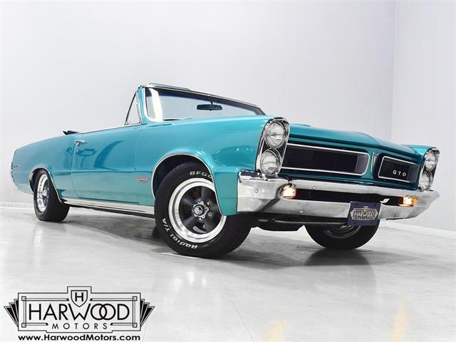 1965 Pontiac GTO (CC-1368160) for sale in Macedonia, Ohio