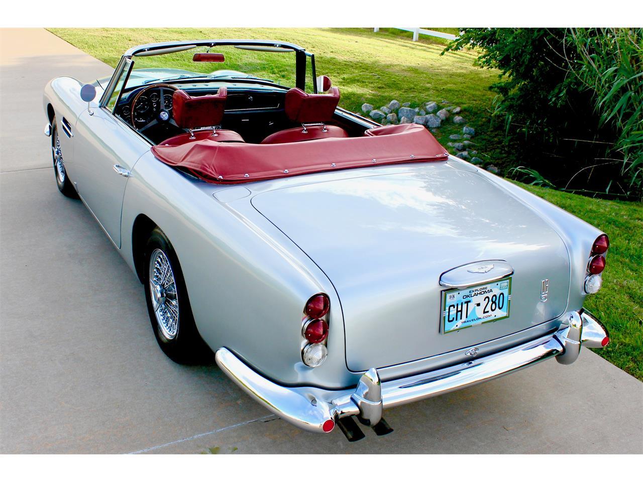 1965 Aston Martin DB5 (CC-1368162) for sale in Oklahoma City, Oklahoma
