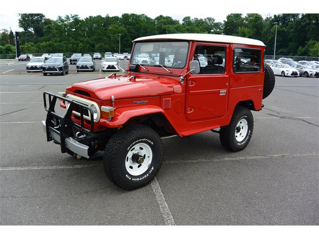 1976 Toyota Land Cruiser FJ40 (CC-1368174) for sale in Trenton, New Jersey