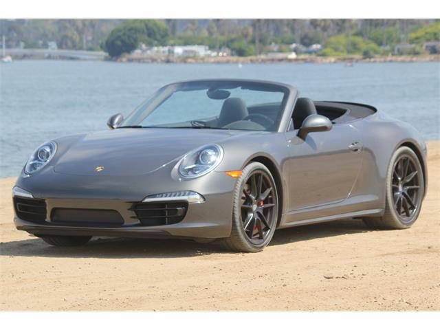 2016 Porsche 911 Carrera 4S Cabriolet (CC-1368194) for sale in SAN DIEGO, California