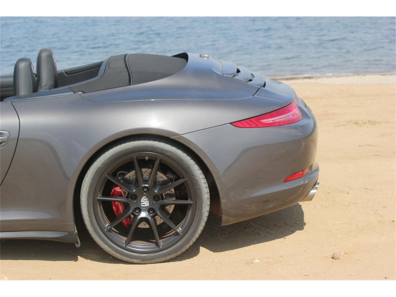 2016 Porsche 911 Carrera 4s Cabriolet For Sale Classiccars Com Cc 1368194