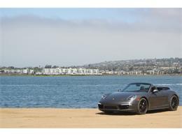 2016 Porsche 911 Carrera 4S Cabriolet (CC-1368194) for sale in SAN DIEGO, California