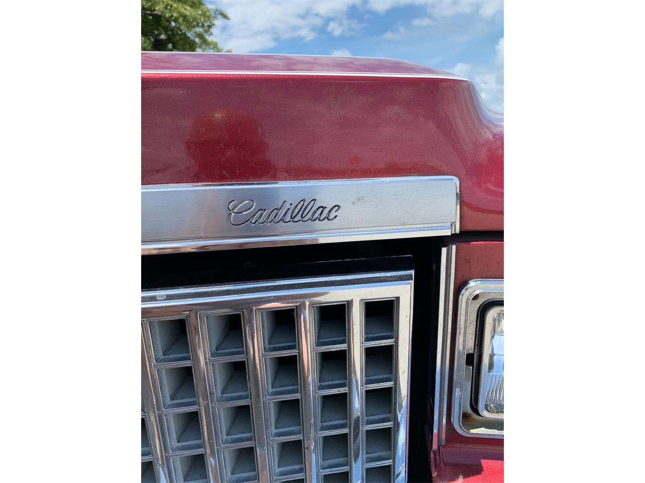 1975 Cadillac Eldorado (CC-1368195) for sale in Plainfield, Illinois