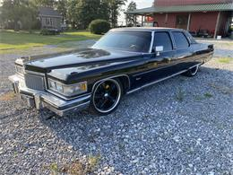 1975 Cadillac Fleetwood (CC-1368207) for sale in Olney, Illinois
