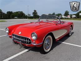 1957 Chevrolet Corvette (CC-1360821) for sale in O'Fallon, Illinois