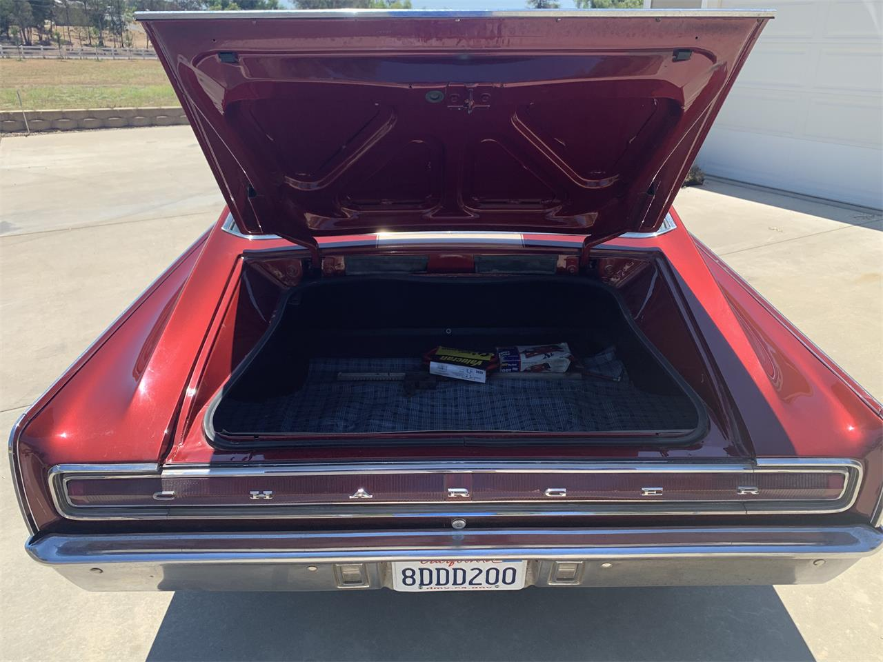 1966 Dodge Charger (CC-1368216) for sale in San Diego , California