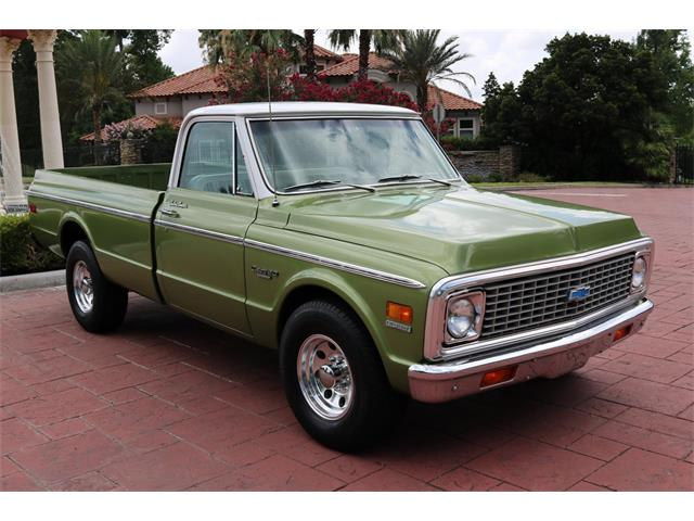 1972 Chevrolet C20 (CC-1368219) for sale in Conroe, Texas