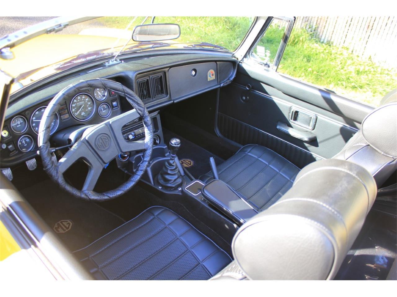 1980 MG MGB (CC-1368227) for sale in Bremerton, Washington