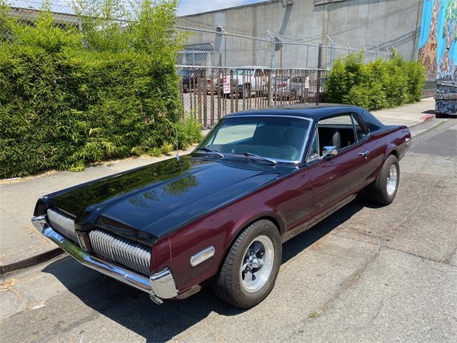 1968 Mercury Cougar (CC-1368233) for sale in Oakland, California