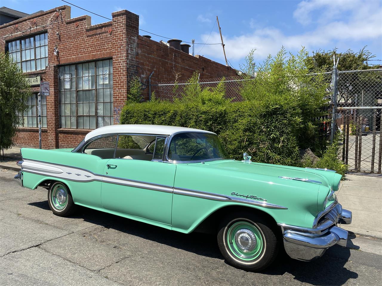 1957 Pontiac Chieftain (CC-1368241) for sale in Oakland, California
