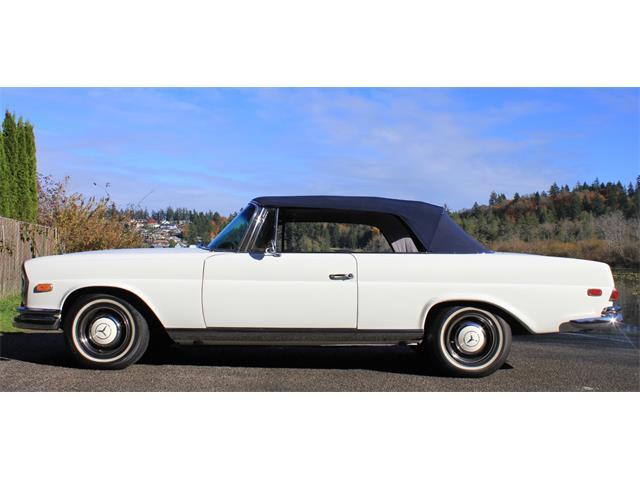 1966 Mercedes-Benz 250SEC (CC-1368244) for sale in Bremerton, Washington
