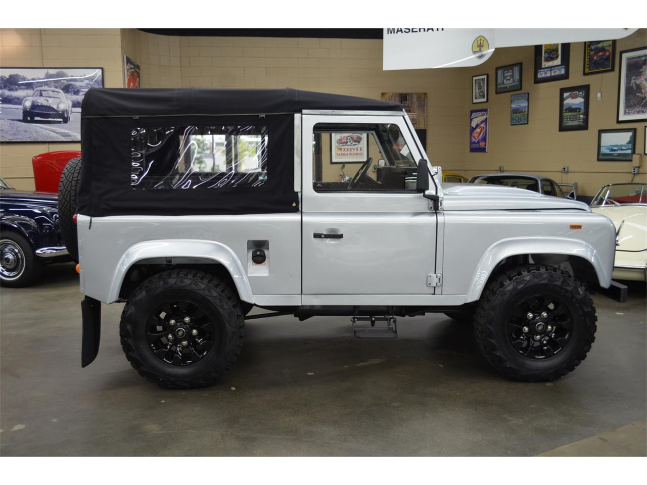 1993 Land Rover Defender (CC-1368246) for sale in Huntington Station, New York