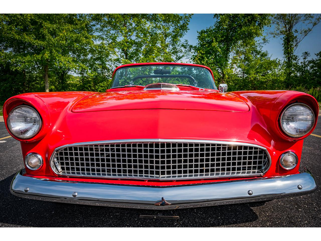1955 Ford Thunderbird (CC-1360827) for sale in O'Fallon, Illinois