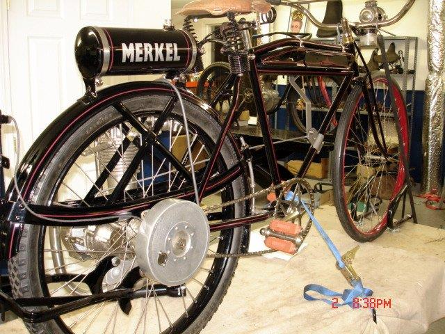 1920 Flying Merkel Motorcycle (CC-1368283) for sale in Providence, Rhode Island