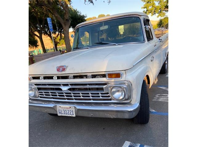 1966 Ford F250 (CC-1368294) for sale in Pleasant Hill, California